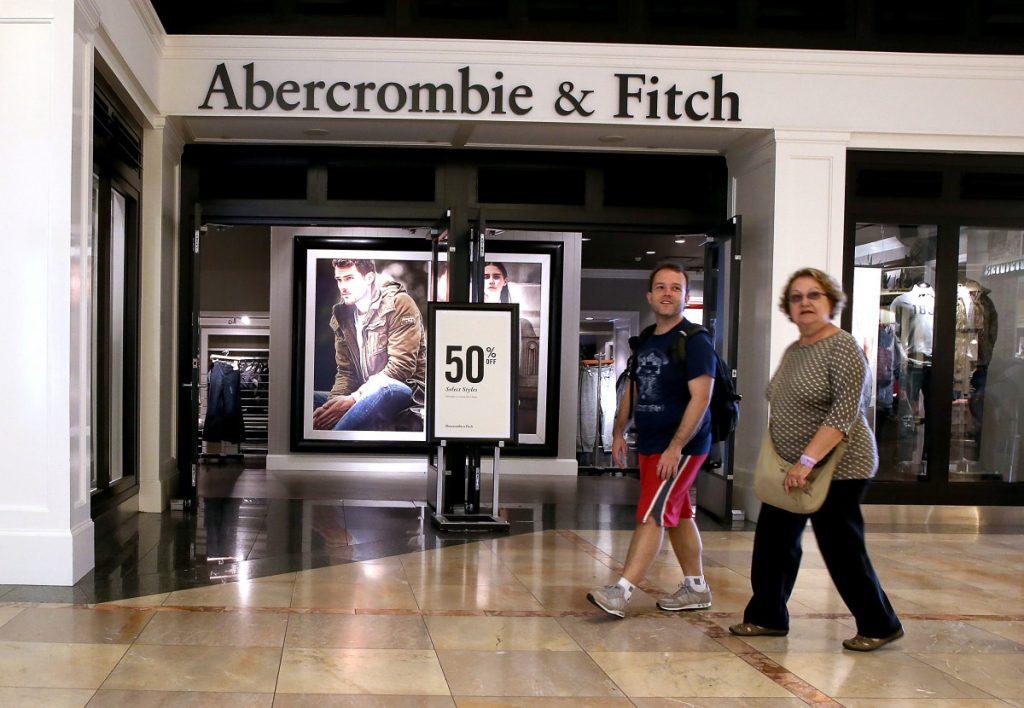История бренда Abercrombie & Fitch