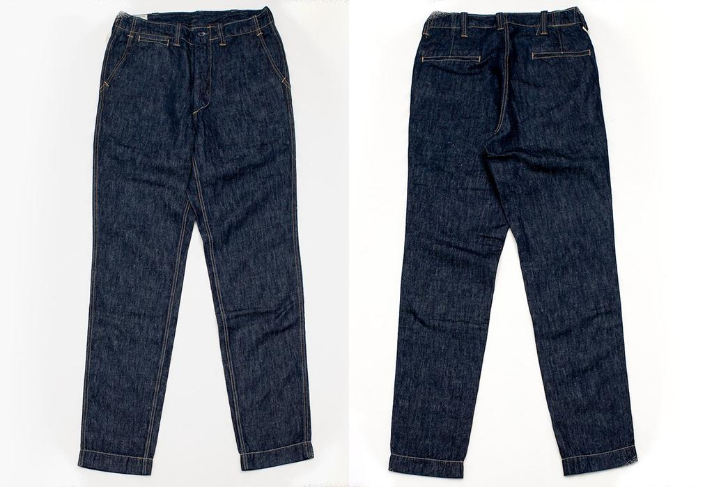 freewheelers-m-1942-9-5oz-denim-trousers-front-back
